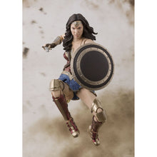 Additional image of Justice League Movie S.H. Figuarts Wonder Woman Action Figure
