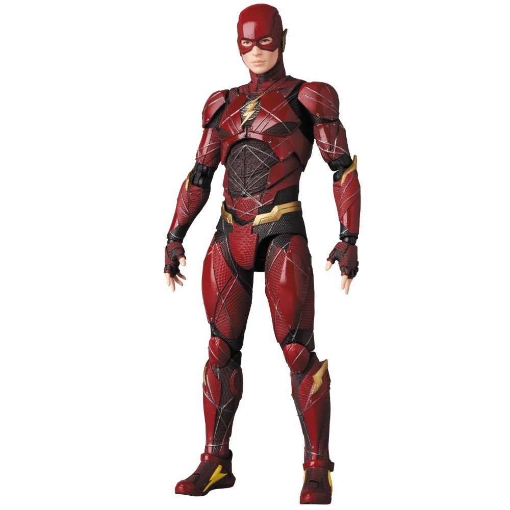 Justice League Movie The Flash MAFEX Action Figure