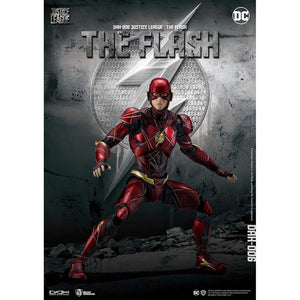 Justice League Movie The Flash DAH-004 Dynamic 8action Heroes Action Figure