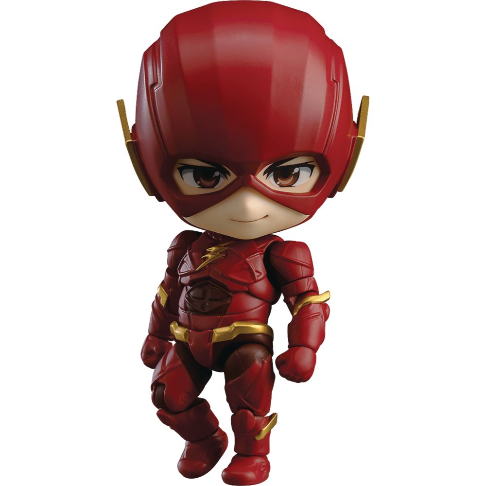 Justice League Movie The Flash Nendoroid Figure