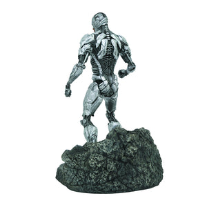 Additional image of Justice League Movie Cyborg Gallery Statue