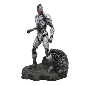 Justice League Movie Cyborg Gallery Statue