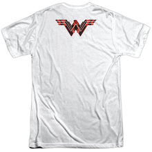 Additional image of Justice League Movie Wonder Woman Sketch Adult Sublimated T-Shirt
