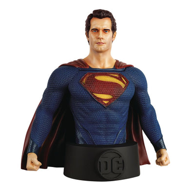 DC Universe Collector's Busts #15: Superman (Man of Steel)