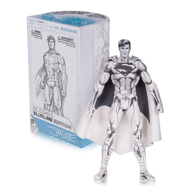 DC Comics Blueline Jim Lee Superman Action Figure