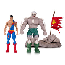 DC Icons The Death of Superman Deluxe Action Figure 2-Pack
