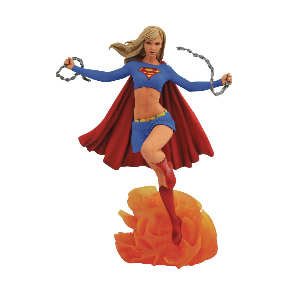 DC Gallery Supergirl Statue