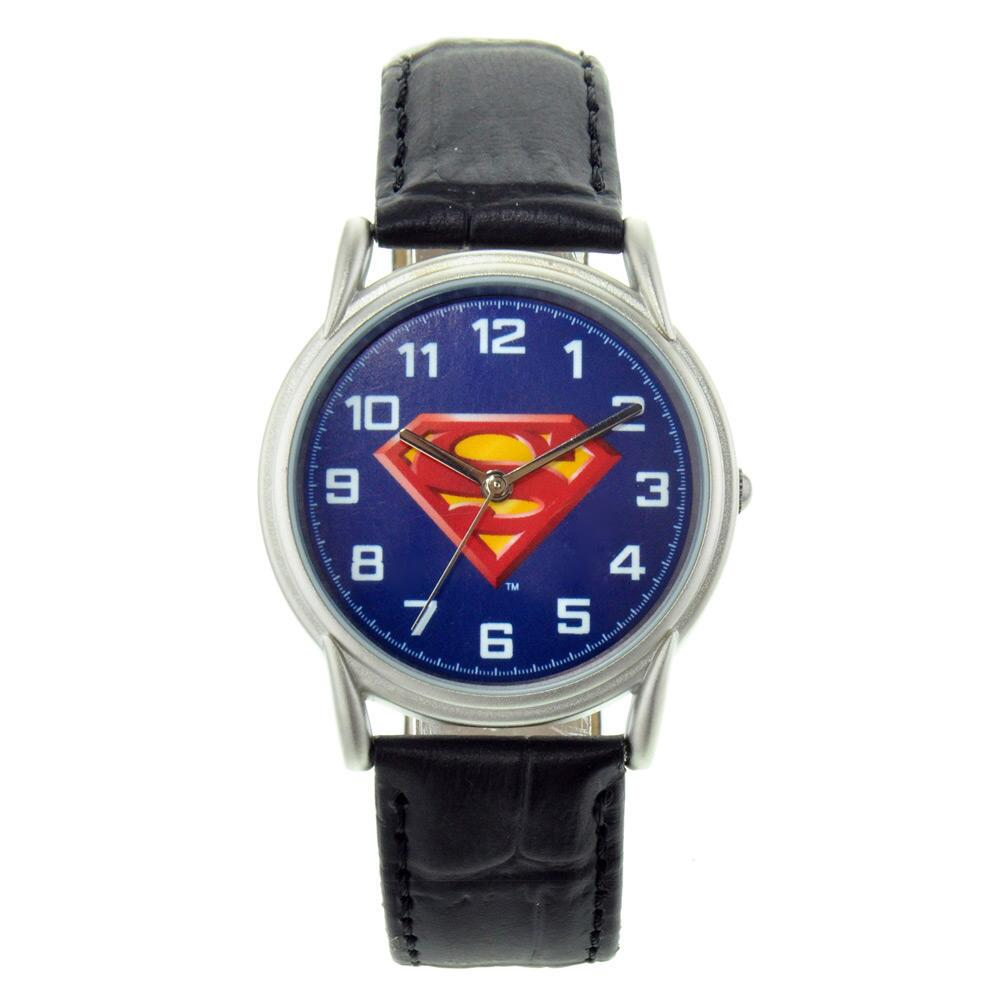 Superman Shield Watch