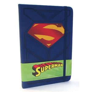 Superman Hardcover Ruled Journal
