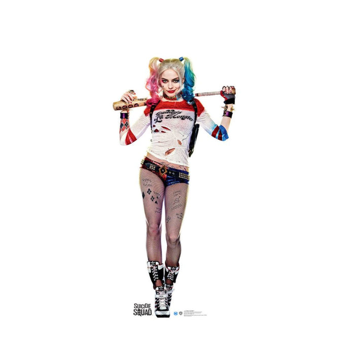 Suicide Squad Harley Quinn Standee