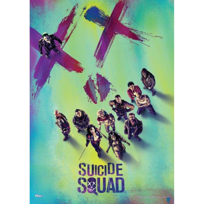 Suicide Squad Wall Art