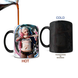 Additional image of Suicide Squad Harley Quinn Daddy's Lil Monster Transforming Mug