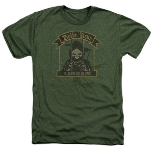 Suicide Squad Bell Reve Heather T-shirt