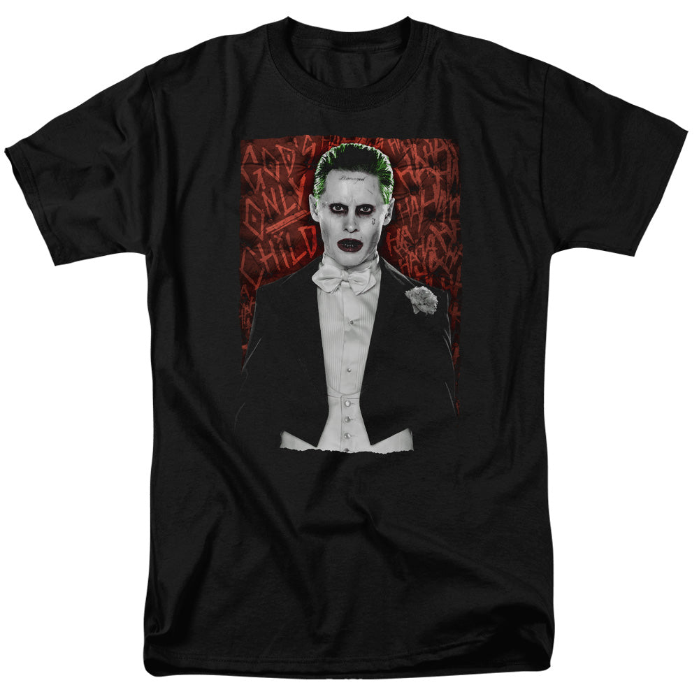 Suicide Squad The Joker Dressed to Kill T-shirt