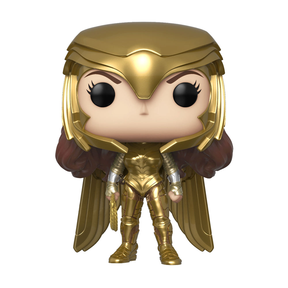 Wonder Woman Golden Armor Funko Pop! Vinyl Figure from Wonder Woman 84