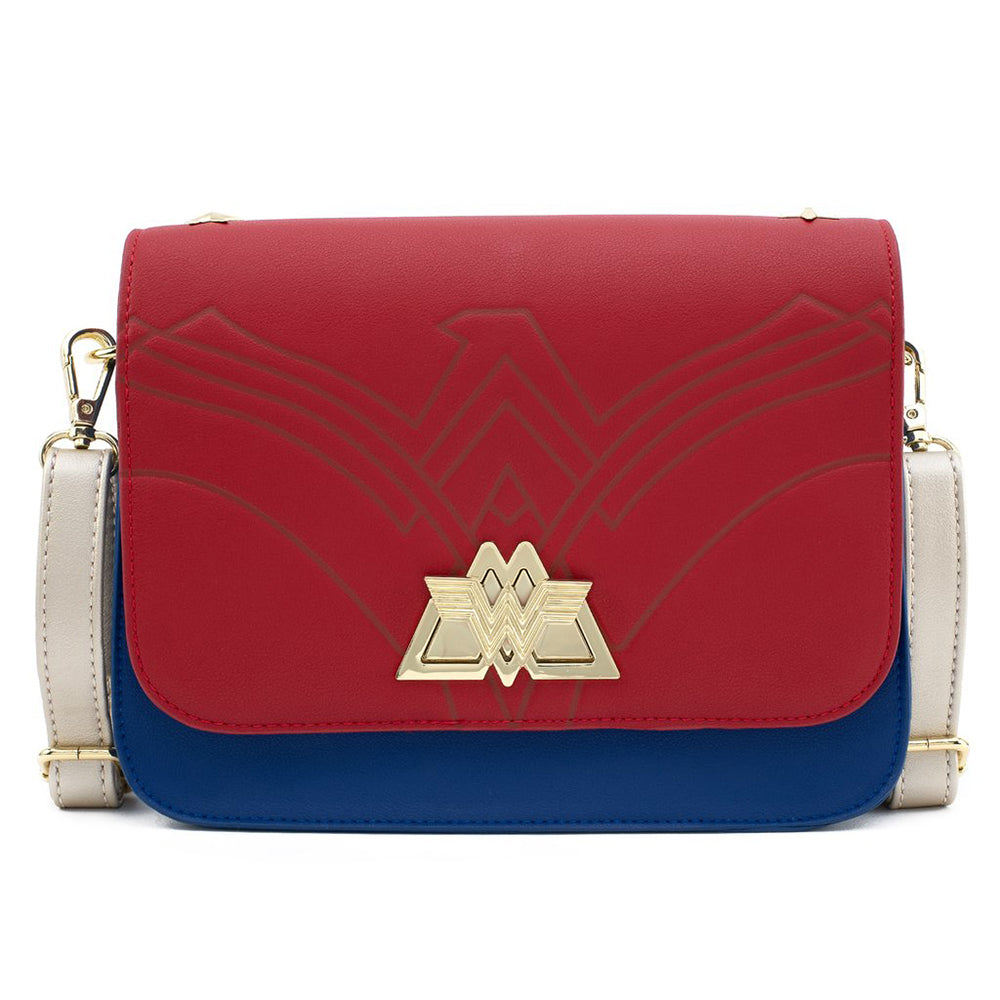 Wonder Woman 1984 Eagle Crossbody Bag by Loungefly