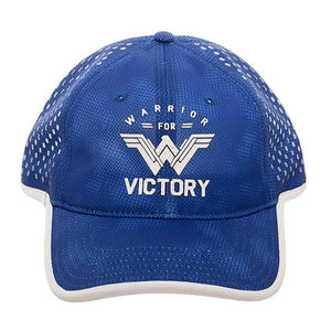 25cdef986f5 Wonder Woman Movie Warrior for Victory Hat ...