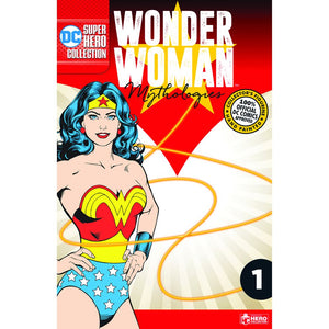 Additional image of DC Super Hero Collection Magazine: Wonder Woman Mythologies #1 - Classic Wonder Woman