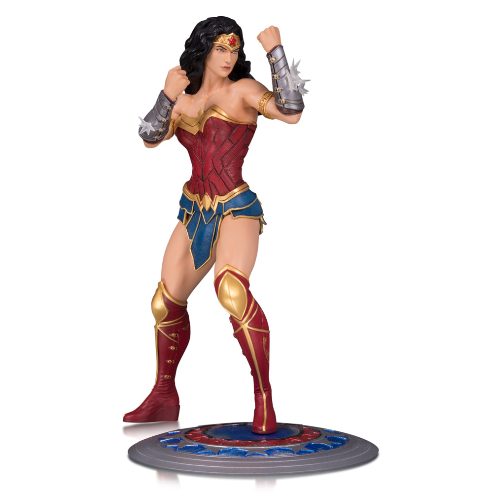 DC Core Wonder Woman Statue