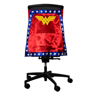 Wonder Woman Chair Cape