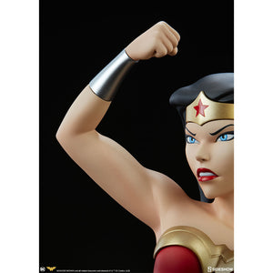 Additional image of DC The Animated Statue Collection: Wonder Woman Statue