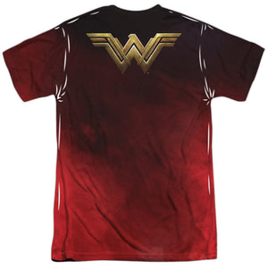 Additional image of Wonder Woman Movie Power Adult Sublimated T-Shirt
