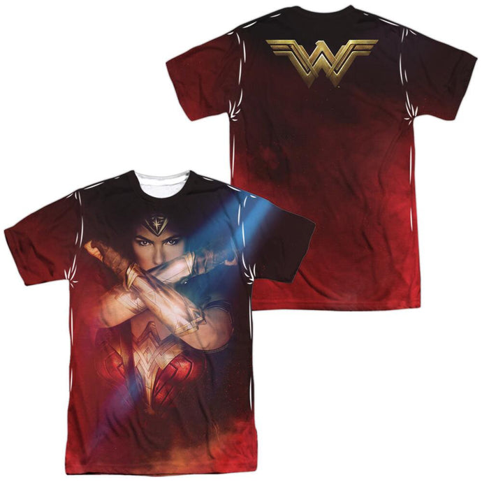 Wonder Woman Movie Power Adult Sublimated T-Shirt