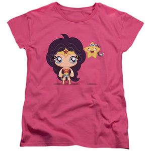 Wonder Woman Cute Women's T-shirt