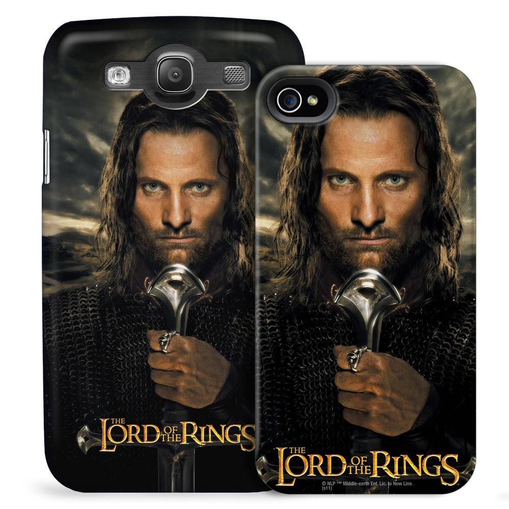 wholesale dealer f08cf 070c1 The Lord of the Rings Aragorn Phone Case for iPhone and Galaxy, Style 1