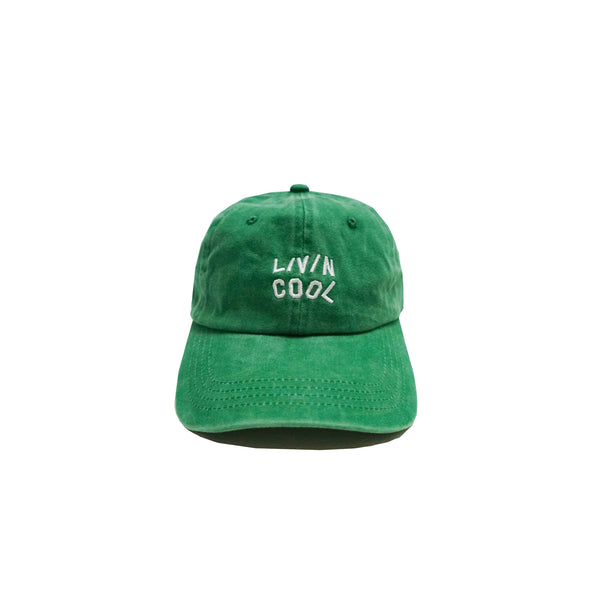 LIVINCOOL GREEN CAP – livincool fcc2c3b3f56
