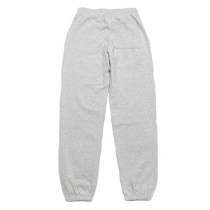 PUFF WAVY SWEATPANT - HEATHER GREY