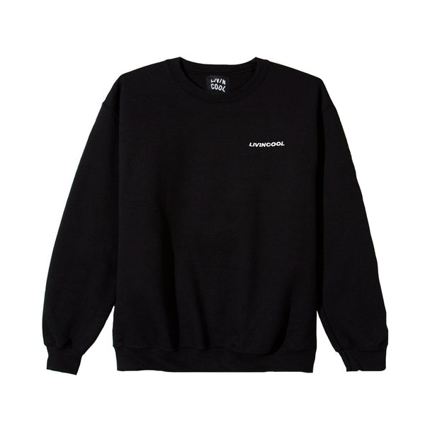 Classic Embroidered Crewneck