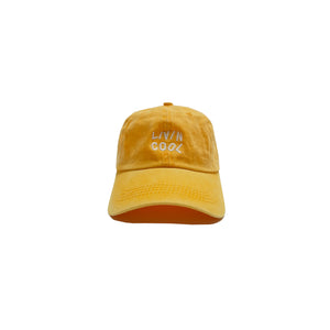 WAVY CAP - YELLOW