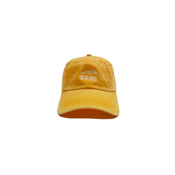 WAVY CAP-YELLOW