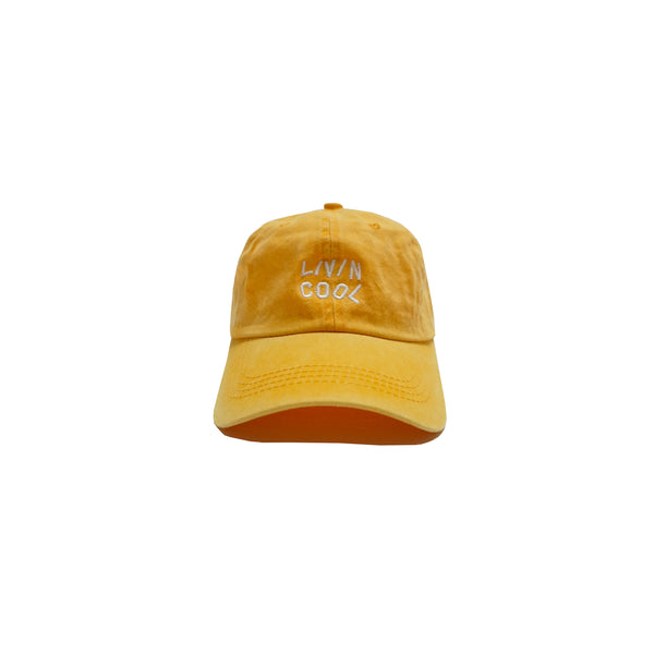 LIVINCOOL YELLOW CAP