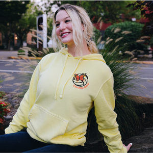 Free Your Game Hoodie - No Dinx Volleyball