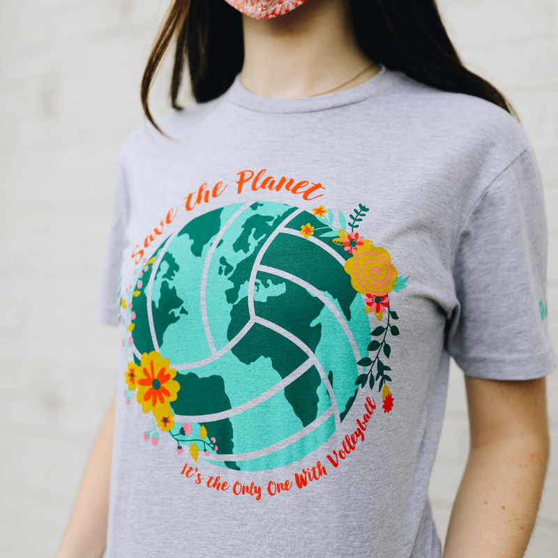 Save The Planet Short Sleeve Shirt