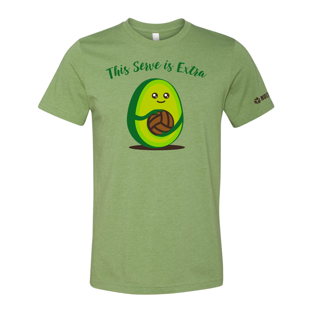 Guac Is Extra Short Sleeve Shirt