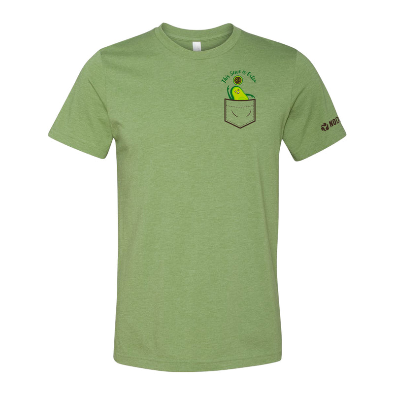 Guac Is Extra Pocket Short Sleeve Shirt