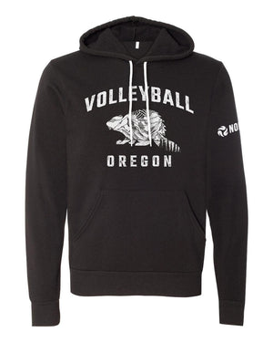 Beav - OR Hooded Sweatshirt - No Dinx Volleyball