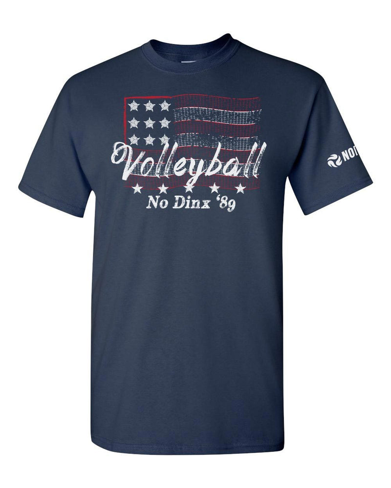 Flag - No Dinx Volleyball