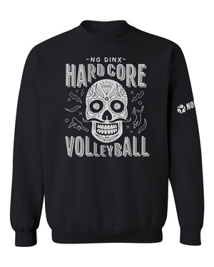 Floater Crewneck Sweater - No Dinx Volleyball