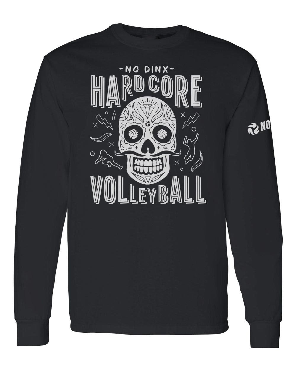 Floater Long Sleeve Shirt - No Dinx Volleyball