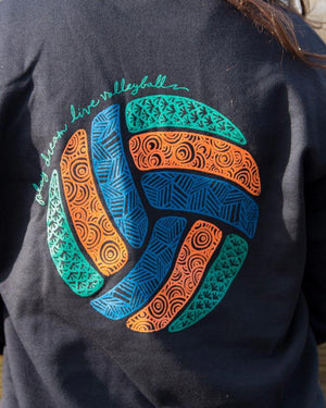 Henna Multi Youth - No Dinx Volleyball