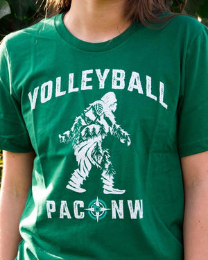 Sasquatch - PACNW - No Dinx Volleyball