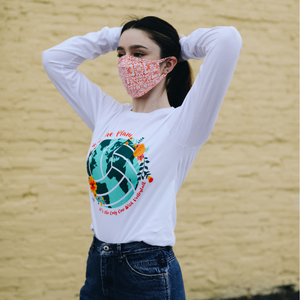 Save The Planet Long Sleeve Shirt