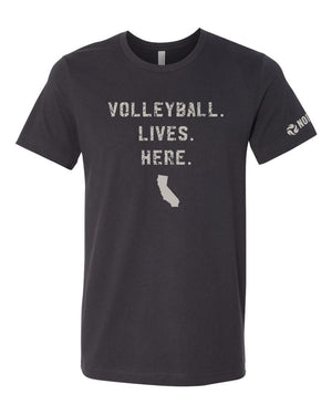 Volleyball Lives Here - CA