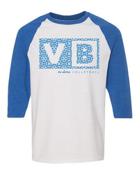 VB Stamp - No Dinx Volleyball