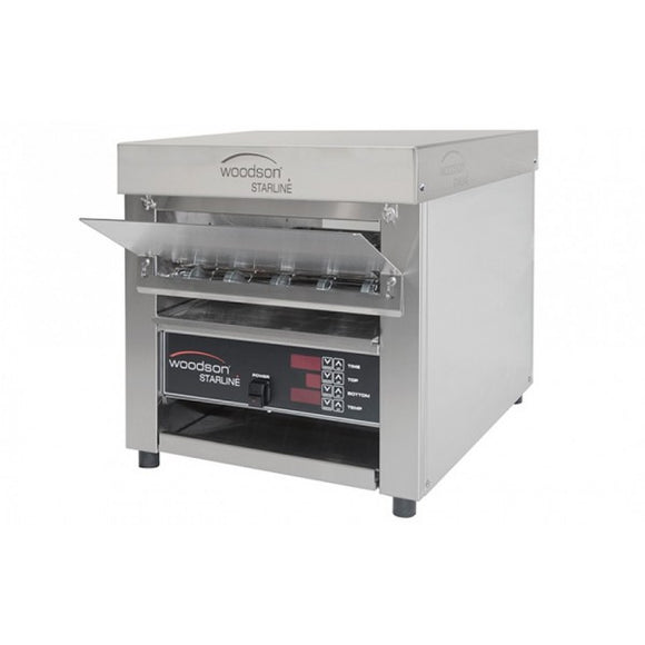 W.CVT.BUN.25 BUN 25 (FRONT LOADING FRONT EXITING) BUN CONVEYOR OVEN - PAYMENTS FROM $3.38 P/DAY*
