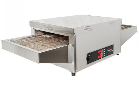 W.CVP.C.18 COUNTERTOP CONVEYOR PIZZA OVEN - PAYMENTS FROM $6.70 p/day*